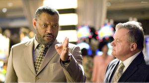 21 - Laurence Fishburne and Jack McGee